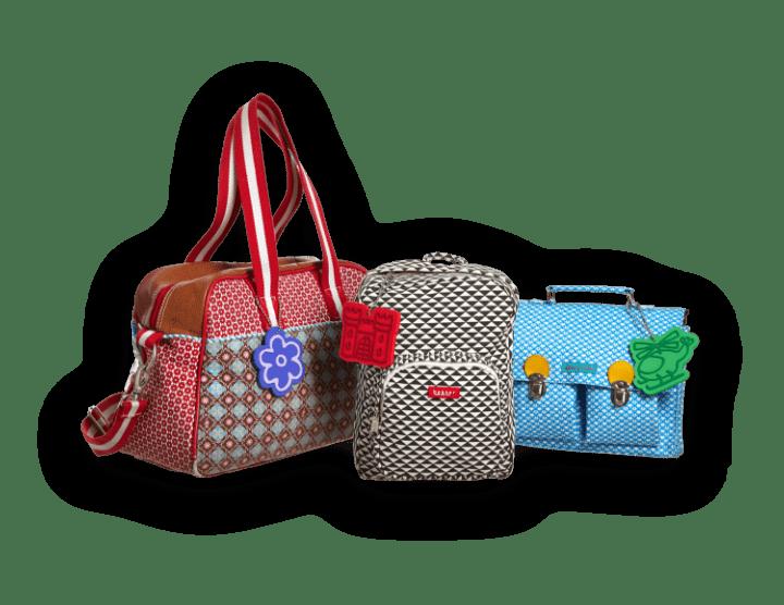 bag hangers